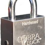 User-Changeable CobraLock Padlocks