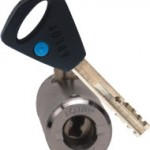 Abloy Vending Lock with Key