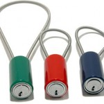 Lockable Key Rings-Provides Key Control