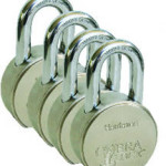 Cobra 8200 Padlock Packs