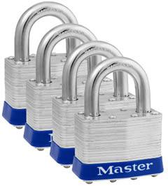 Master Lock No 5 Padlock Pack Lsi Blog