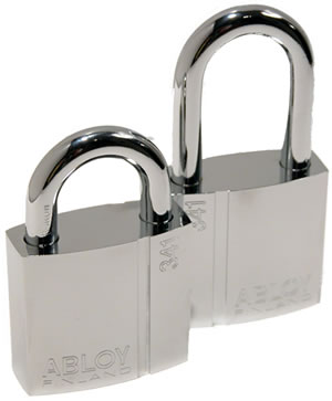 Abloy 330 Padlock High Security
